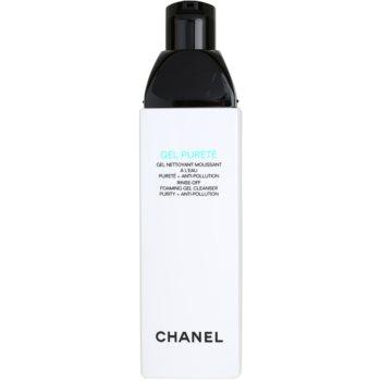 Chanel Cleansers and Toners gel de limpeza para pele mista e oleosa 1