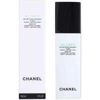 Chanel Cleansers and Toners gel de limpeza para pele mista e oleosa 3