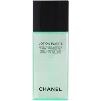 Chanel Cleansers and Toners lotiune de curatat pentru ten mixt si gras