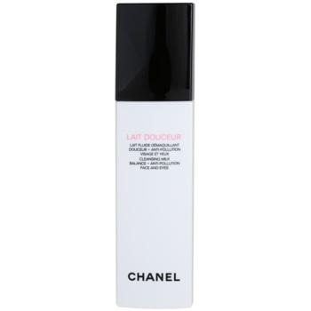 Chanel Cleansers and Toners lapte pentru curatare pentru piele normala si mixta