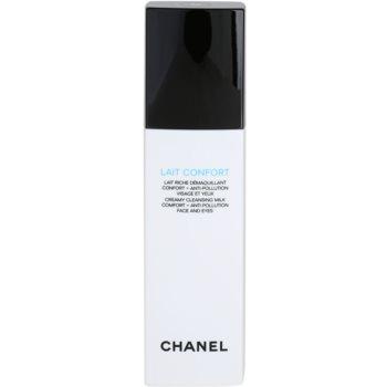 Fotografie Chanel Cleansers and Toners čisticí mléko pro suchou pleť 150 ml