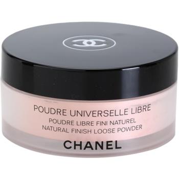Fotografie Chanel Poudre Universelle Libre sypký pudr pro přirozený vzhled odstín 22 Rose Clair 30 g