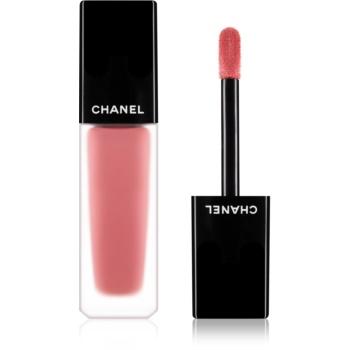 Chanel Rouge Allure Ink ruj de buze lichid cu efect matifiant culoare 140 Amoureux 6 ml