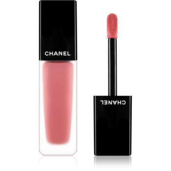 Chanel Rouge Allure Ink ruj de buze lichid cu efect matifiant