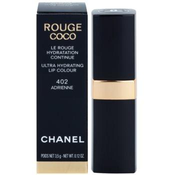 Chanel Rouge Coco Ultra Hydrating batom para hidratação intensiva 4