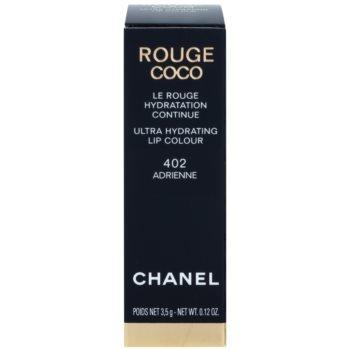 Chanel Rouge Coco Ultra Hydrating batom para hidratação intensiva 5