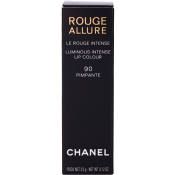 Chanel Rouge Allure ruj persistent 4