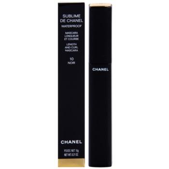 Chanel Sublime De Chanel спирала за удължаване и извиване на миглите водоустойчив 1