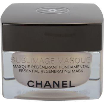 Fotografie Chanel Sublimage regenerační maska na obličej 50 g