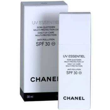 Chanel UV Essentiel lotiune pentru bronzul fetei SPF 30 1