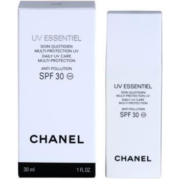 Chanel UV Essentiel lotiune pentru bronzul fetei SPF 30 2