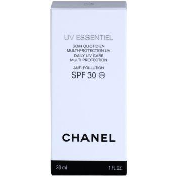 Chanel UV Essentiel lotiune pentru bronzul fetei SPF 30 3