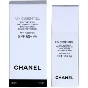 Chanel UV Essentiel слънцезащитен лосион за лице SPF 50+ 2