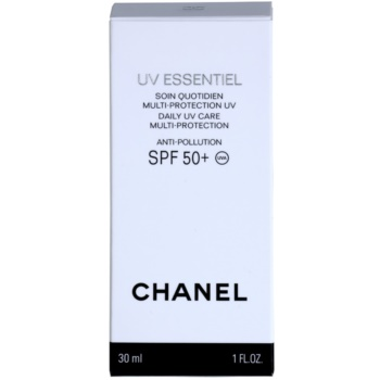 Chanel UV Essentiel слънцезащитен лосион за лице SPF 50+ 3
