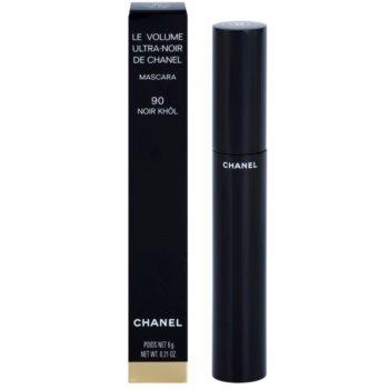 Chanel Le Volume De Chanel máscara para dar o máximo de volume extra preto 2