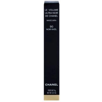 Chanel Le Volume De Chanel máscara para dar o máximo de volume extra preto 3