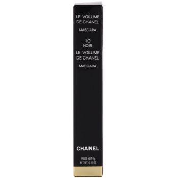 Chanel Le Volume De Chanel mascara pentru volum si curbare 3