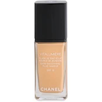 Chanel Vitalumiere make up lichid