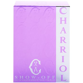 Charriol Show Off Eau de Toilette für Damen 4