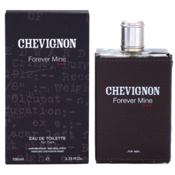 Chevignon Forever Mine for Men Eau de Toilette pentru barbati