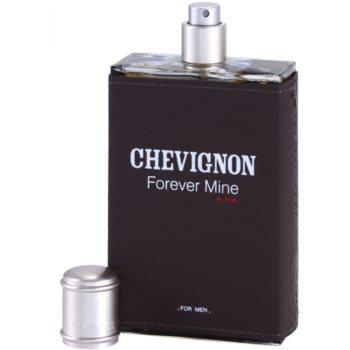 Chevignon Forever Mine for Men Eau de Toilette pentru barbati 3