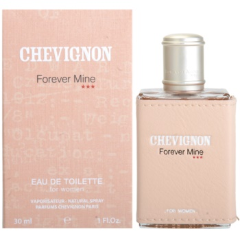 Chevignon Forever Mine eau de toilette pentru femei 30 ml