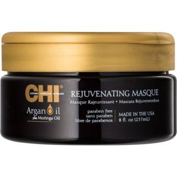 CHI Argan Oil masca hranitoare pentru par uscat si deteriorat