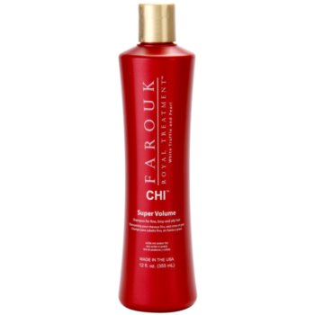 CHI Royal Treatment Cleanse šampon pro objem