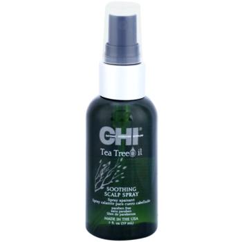 CHI Tea Tree Oil spray-calmant împotriva iritație și mâncărime scalpului