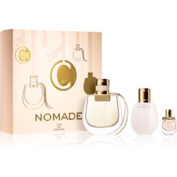 Chloé Nomade parfémovaná voda 75 ml + parfémovaná voda 5 ml + parfémované tělové mléko 100 ml