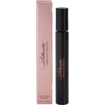 Christian Siriano Silhouette eau de parfum pentru femei 6 ml