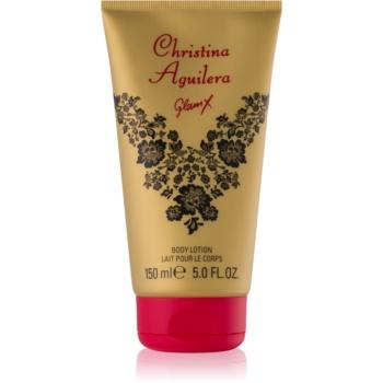 Christina Aguilera Glam X lapte de corp pentru femei
