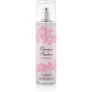 Christina Aguilera Definition spray pentru corp pentru femei