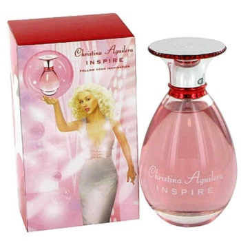 Christina Aguilera Inspire eau de parfum pentru femei