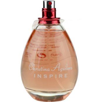 Christina Aguilera Inspire woda perfumowana tester dla kobiet