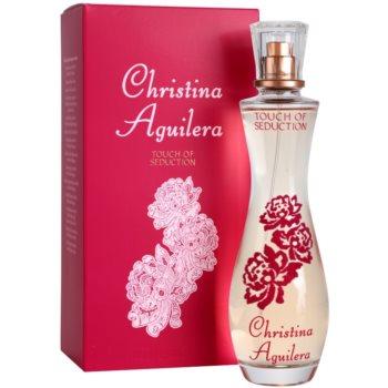 Christina Aguilera Touch of Seduction парфумована вода для жінок 1