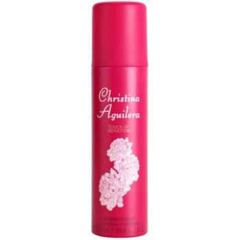 Christina Aguilera Touch of Seduction deodorant Spray para mulheres