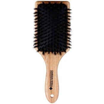 Chromwell Brushes Natural krtača za lase