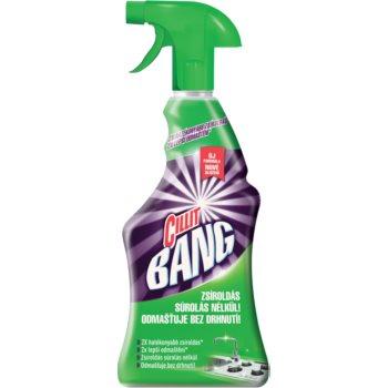Cillit Bang Greese & Sparkle produs de curã?are pentru bucãtãrie Spray imagine produs