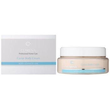 Clarena Body Advanced Line Caviar подхранващ крем за тяло с регенериращ ефект 1