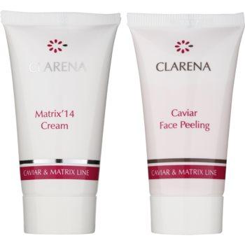 Clarena Caviar & Matrix Line kosmetická sada III. 1