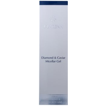 Clarena Diamond & Meteorite Line міцелярний гель з відновлюючим ефектом 3