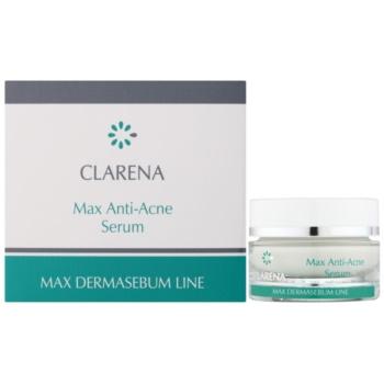 Clarena Max Dermasebum Line Max интензивен серум за кожа с акне 1