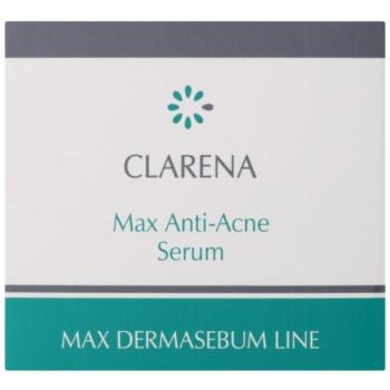 Clarena Max Dermasebum Line Max интензивен серум за кожа с акне 2