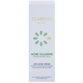 Clarena Medica Acne Vulgaris лек хипоалергенен крем за редуциране на акне 2