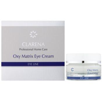 Clarena Eye Line Oxy Matrix окисляващ крем за околоочната зона 1