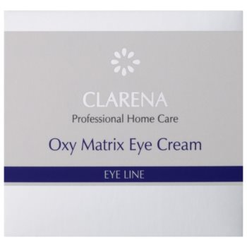 Clarena Eye Line Oxy Matrix окисляващ крем за околоочната зона 2