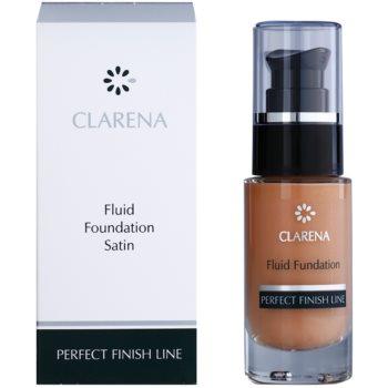Clarena Perfect Finish Line Satin освітлюючий флюїд для сухої та чутливої шкіри 2