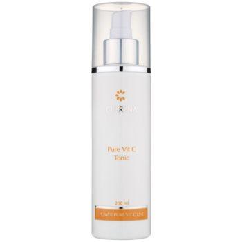 Clarena Power Pure Vit C Line Reinigungstonikum für empfindliche Haut