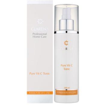 Clarena Power Pure Vit C Line Reinigungstonikum für empfindliche Haut 1